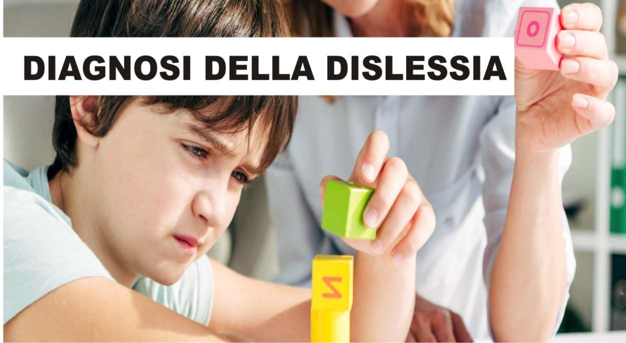diagnosi della dislessia