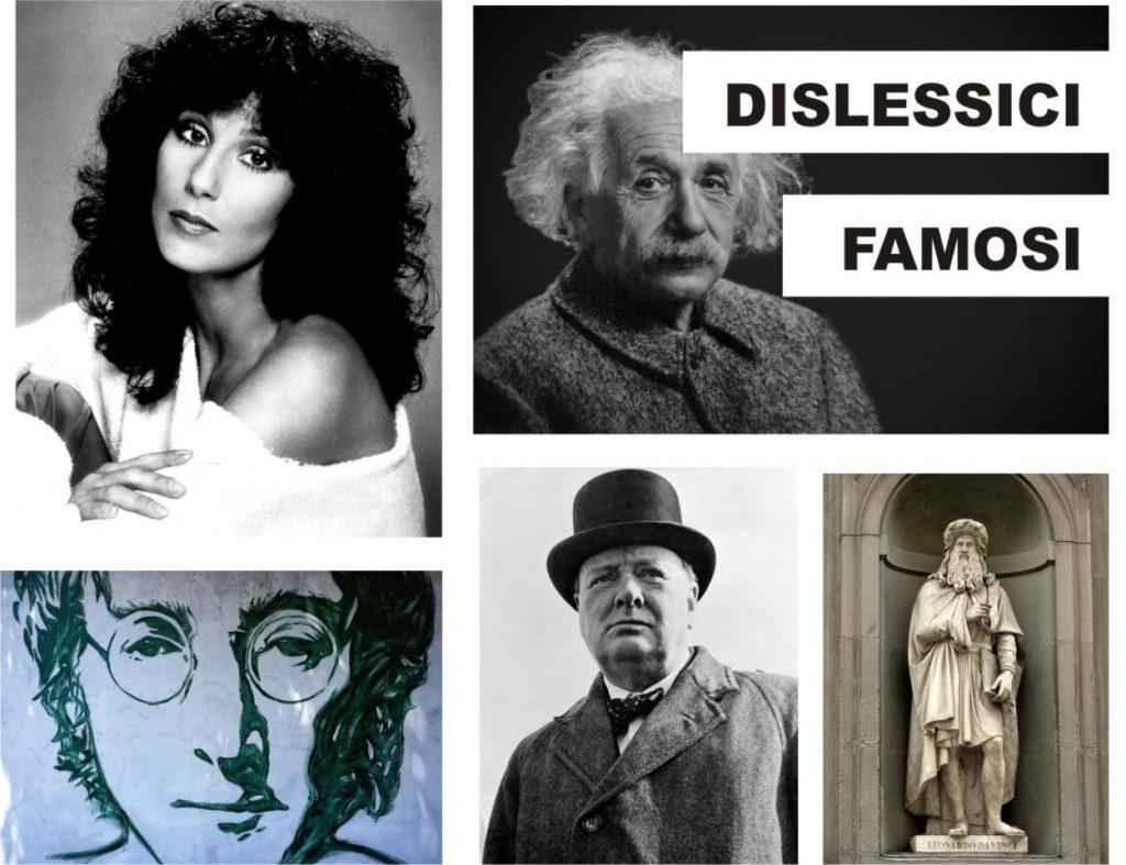 dislessici famosi