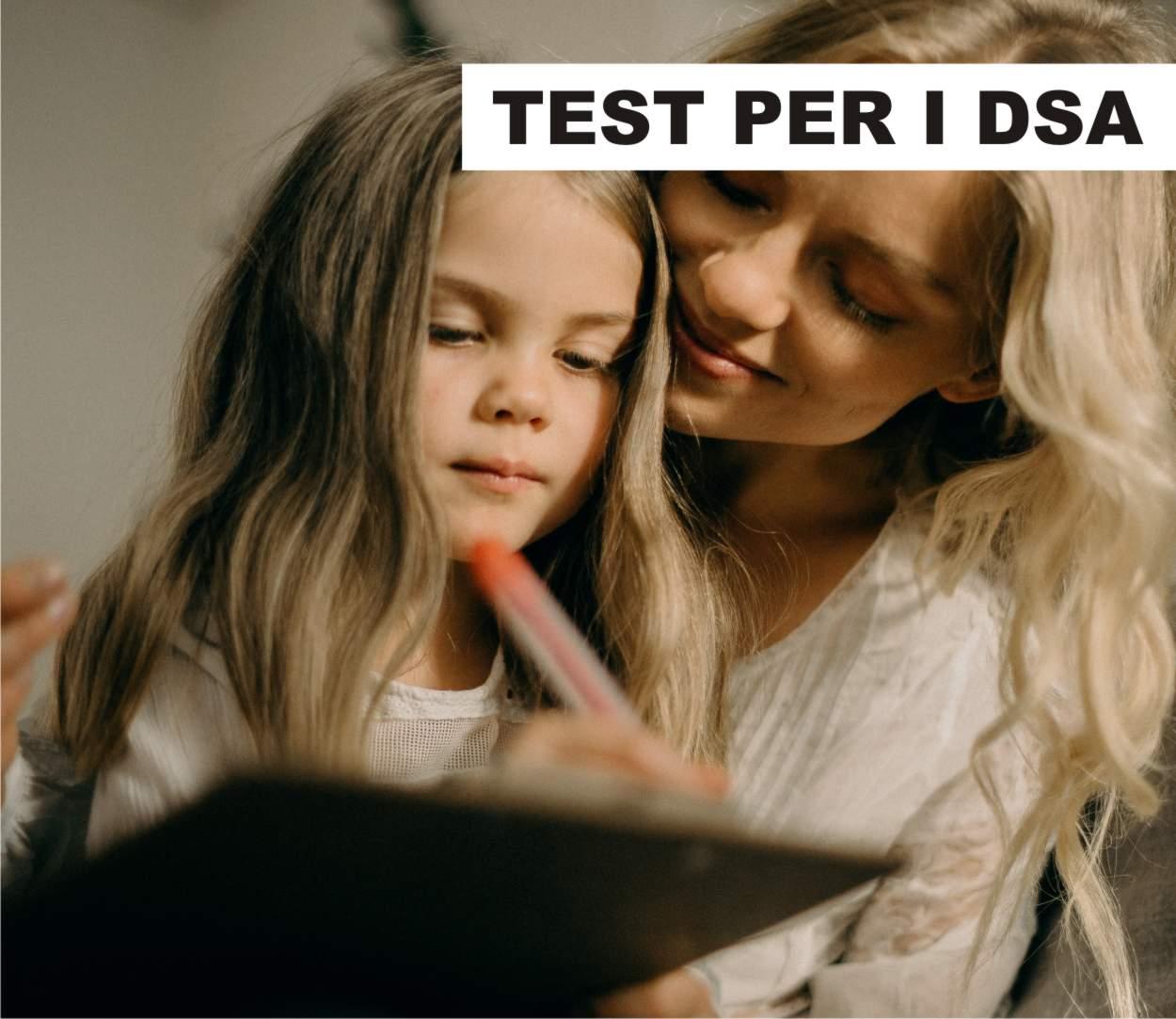 test per dsa